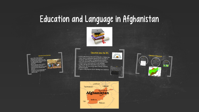 Education and Language in Afghanistan by Victoria Bodnitski on Prezi