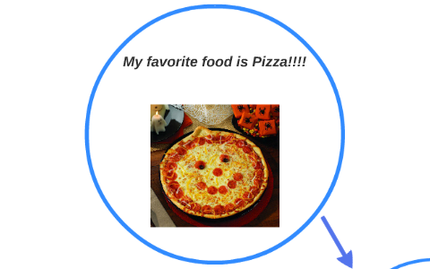 My favorite food is Pizza!!!! by Jeremy Tolene on Prezi