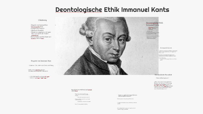 Kant Ethik