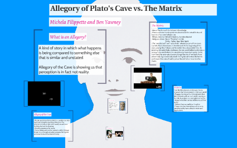 the matrix allegory