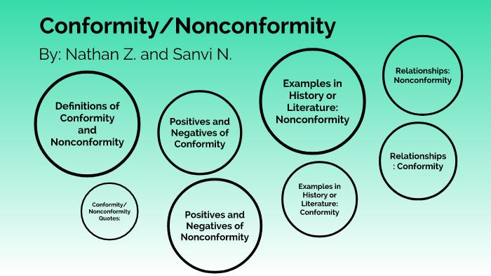 Conformity essay