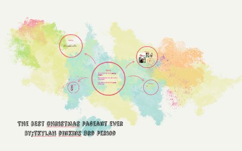 The Best Christmas Pageant Ever By Tkylah Dinkins On Prezi