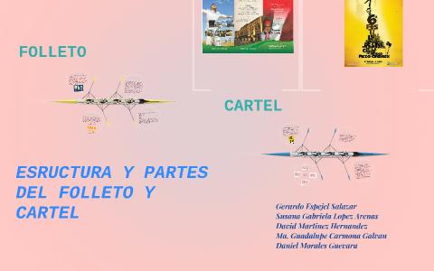 Esructura Y Partes Del Folleto Y Cartel By Gerardo Espejel
