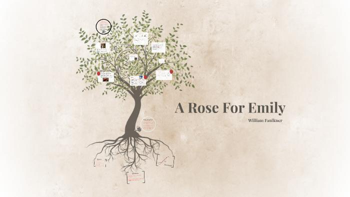 tobe a rose for emily
