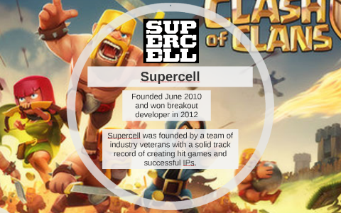 Menos herir combate  Supercell by Aaron Cooper on Prezi Next