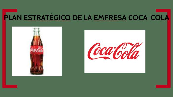 Copy Of Plan Estratégico De Coca Cola By Maanuel Garcia On Prezi