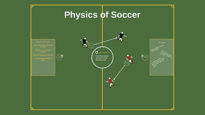 Physics Of Soccer By Erick Hernandez
