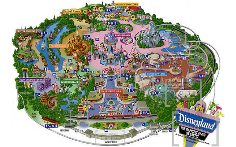 A Cell Is Like The Amusement Park Disneyland By Bianca Gonzales On Prezi