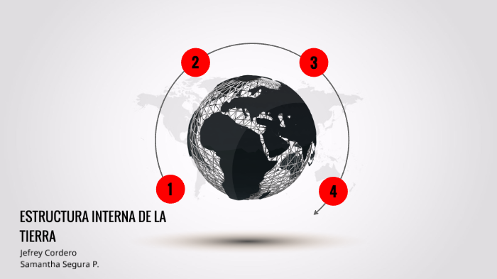 Estructura Interna De La Tierra By Samantha Segura On Prezi Next