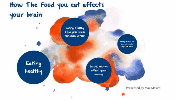 how diet affects the mind