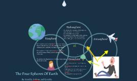 Four Spheres Venn Diagram by Surabhi BachhavPrezi