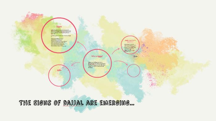 The Signs of dajjal are emerging    by Ramsha Shuaib on Prezi
