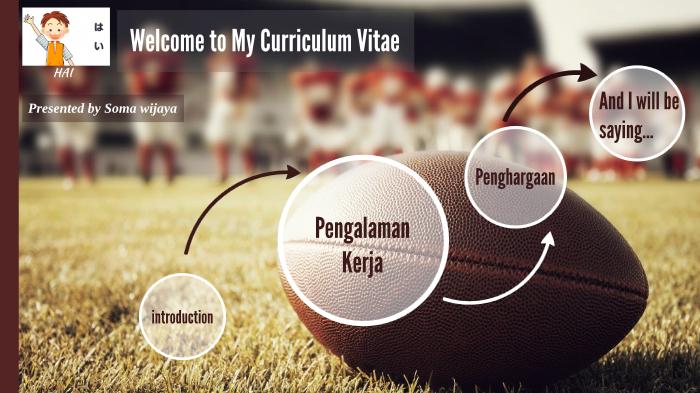 Curriculum Vitae By Soma Wijaya On Prezi Next
