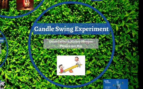 Candle Seesaw Experiment by Oscar Colina on Prezi