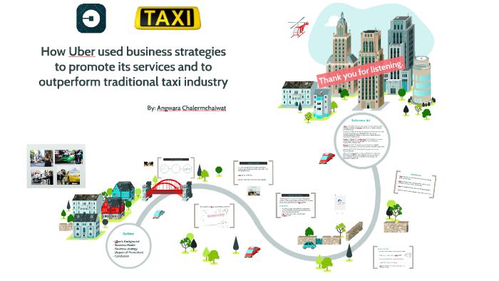 Uber VS Traditional taxi by angwara chalermchaiwat on Prezi