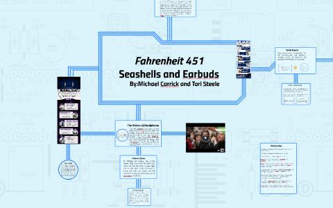 Fahrenheit 451-Earbuds to Seashells by Tori Steele on Prezi