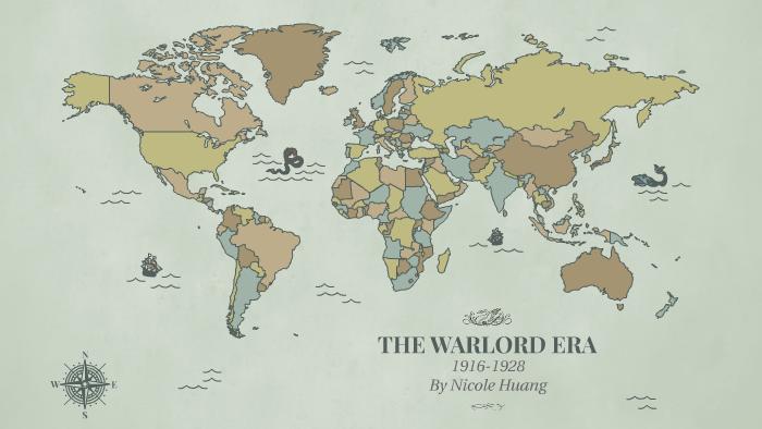 warlords era
