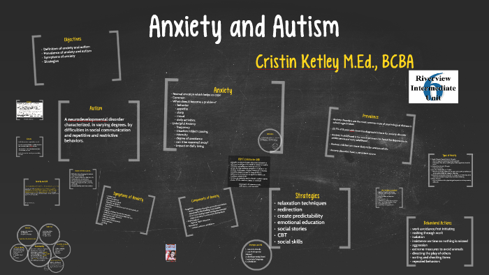Anxiety and Autism by Cristin Ketley on Prezi