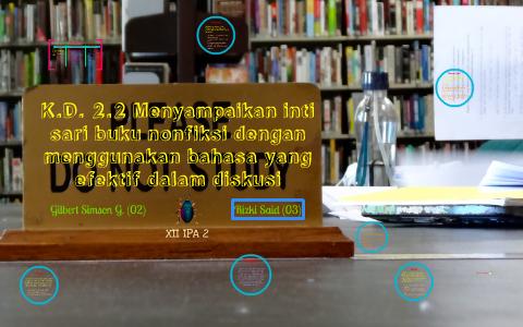 K D 2 2 Menyampaikan Inti Sari Buku Nonfiksi Dengan Menggun By Poo