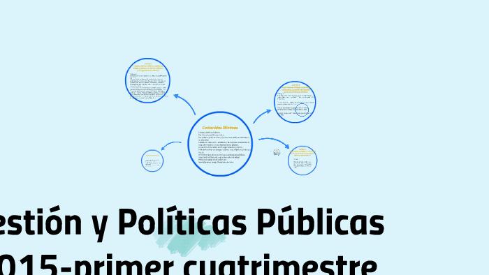 Gestion Y Politicas Publicas By Magda Reyes On Prezi