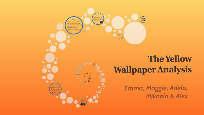 The Yellow Wallpaper Analysis by Alex Mason