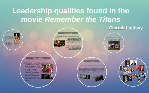 remember the titans leadership analysis