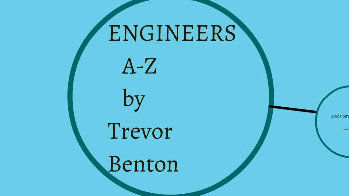 Engineers A To Z >> Engineers A Z By Trevor Benton On Prezi