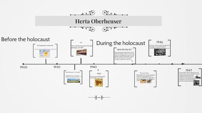 Herta Oberheuser by jessica lozada on Prezi