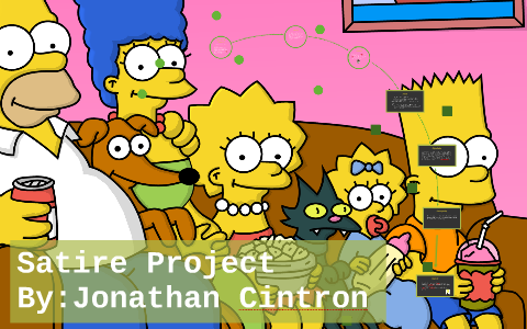 Satire Project By Jonathan Cintron On Prezi