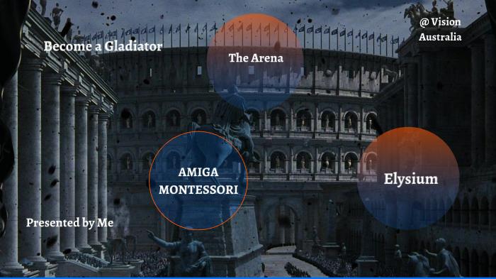 AMIGA Montessori August CM Meeting by Alex Vagelatos on