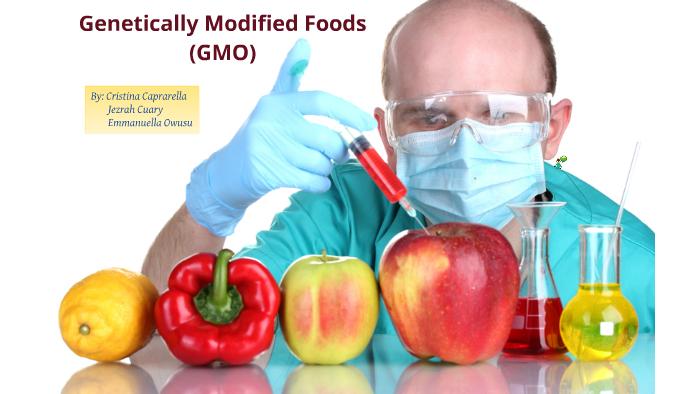 Genetically Modified Foods (SBH3U1) by Jezrah Cuary on Prezi