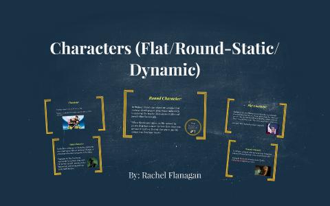 define static characterization