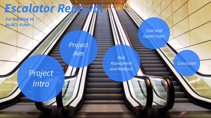 Escalator Renewal For Rmit Building 56 By Ruiyou Yu On Prezi