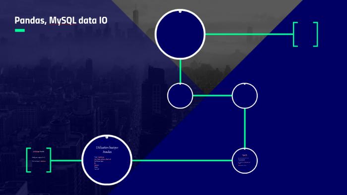 Pandas, MySQL data IO by Shanmugathas Vigneswaran on Prezi