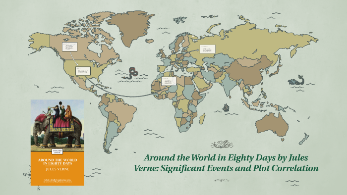 Around the World In 80 Days by Jules Verne: Significant Even by ...