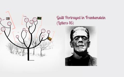 frankenstein guilt