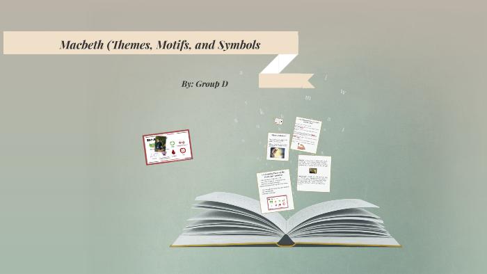 themes motifs and symbols in macbeth