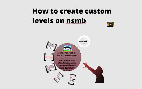 How to create custom levels on new super mario bros ds by