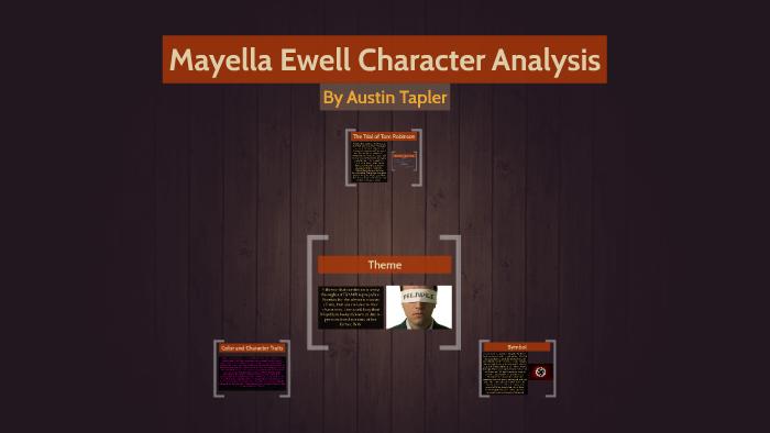 mayella ewell character analysis essay