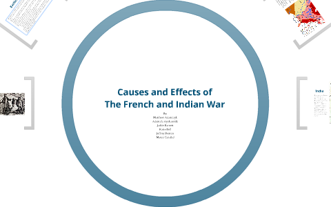causes and effects of the french and indian war
