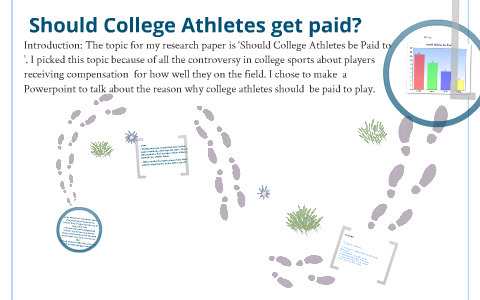 Pay college athletes research paper