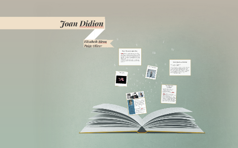 on morality joan didion multiple choice