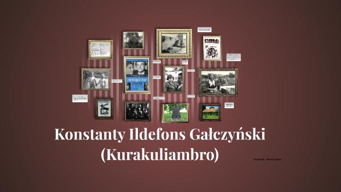 Konstanty Ildefons Gałczyński By Kuba Buba On Prezi