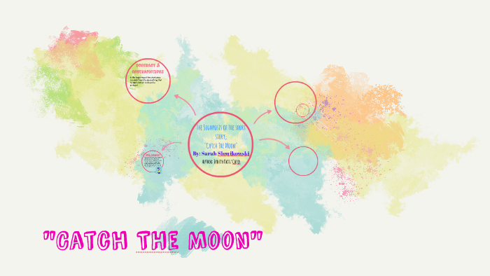 catch the moon short story by judith ortiz cofer