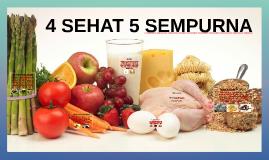 4 Sehat 5 Sempurna By Ari Arie