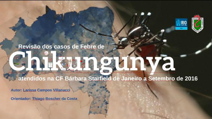 Uso de prednisona na chikungunya