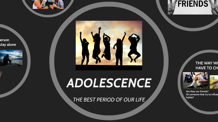 paragraph on adolescence is the best period of life
