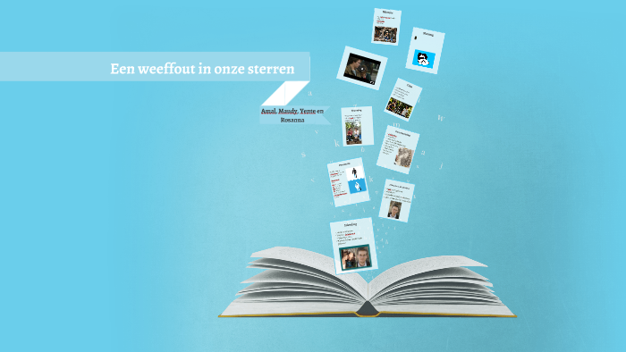 The Fault In Our Stars Bankje.The Fault In Our Stars Presentatie E1a By Rosanna Melieste On Prezi