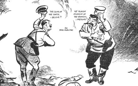 Der Hitler-Stalin-Pakt by Jan-Erik Spengler on Prezi
