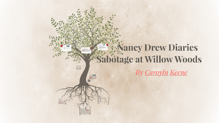 Sabotage At Willow Woods By Emily Mcbee On Prezi